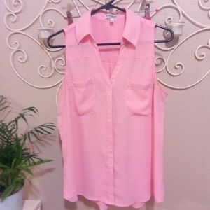 Express Portifino Light Pink Top